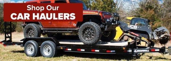Car Hauler - Cornerstone Equipment Sales