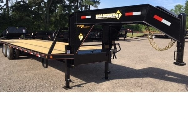 Diamond T Trailer 30′ Gooseneck Trailer