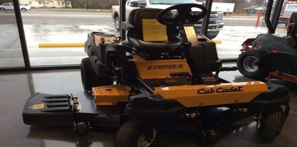 Cub Cadet Z Force S 48″