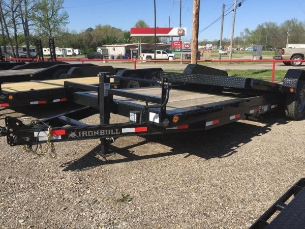 Ironbull 22′ Tilt Trailer