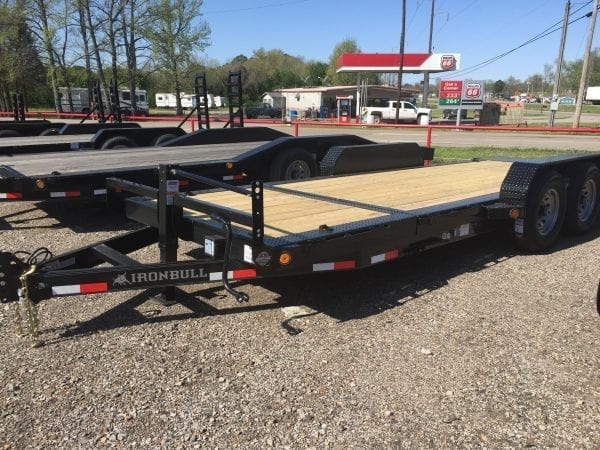 Ironbull 20′ Tilt Trailer