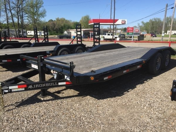 Ironbull 22′ Equipment Trailer