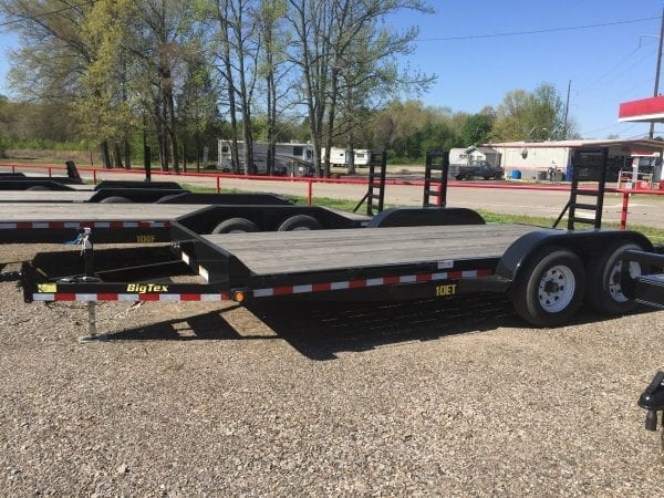 BigTex 10ET 18′ Equipment Trailer