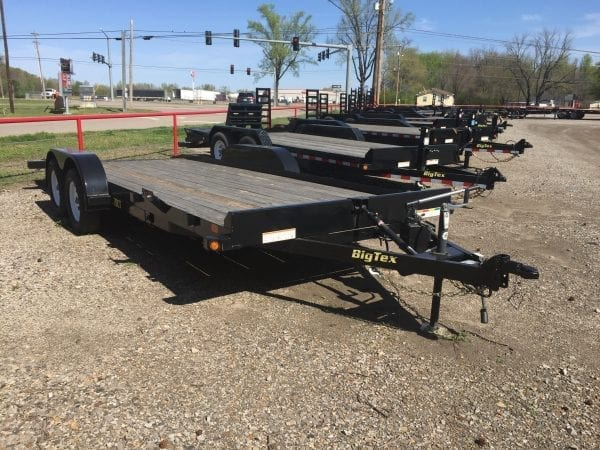 BigTex 70CT 20′ Tilt Trailer