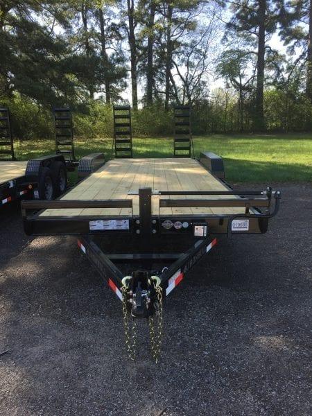 Ironbull 22′ Equipment Trailer