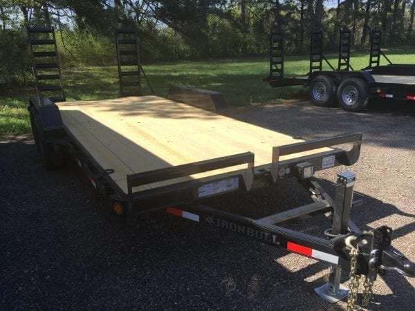 Ironbull 18′ Equipment Trailer