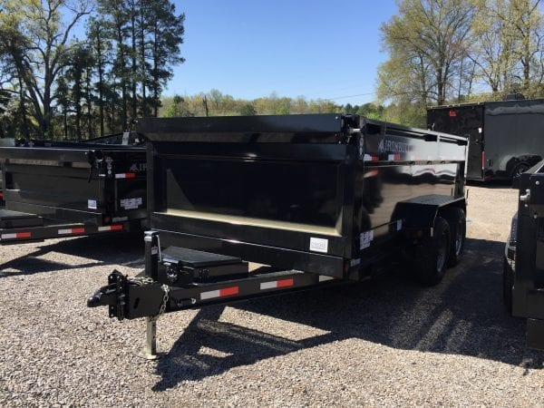 Ironbull 14′ Dump Trailer