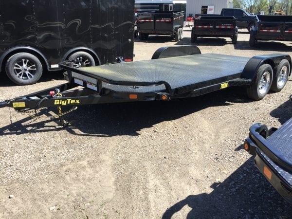 BigTex 70DM 18′ Car Hauler