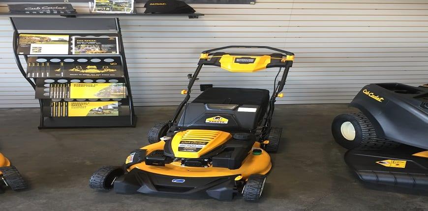 Push Mower SC 500 - Cornerstone Equipment Sales