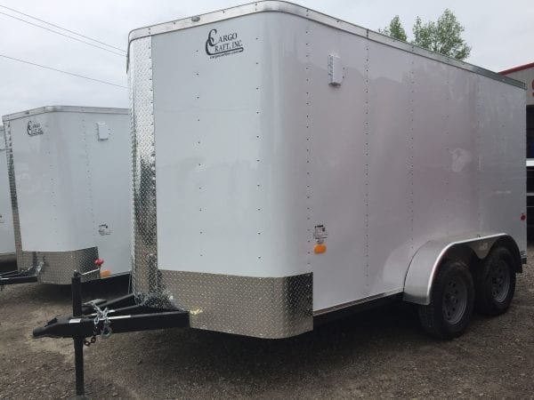 Cargo Craft Enclosed Trailer