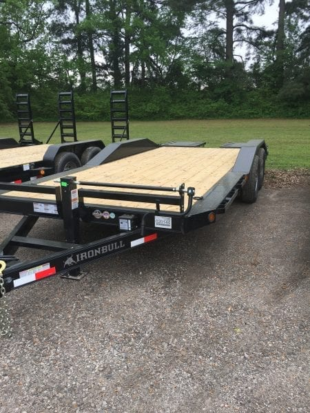 Ironbull 20′ Equipment Trailer