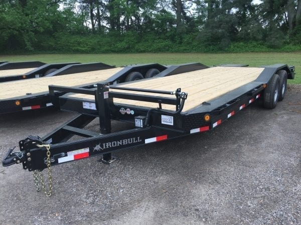 Ironbull 24′ Equipment Trailer