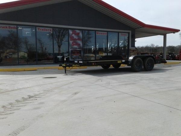 Big Tex 60CH 16′