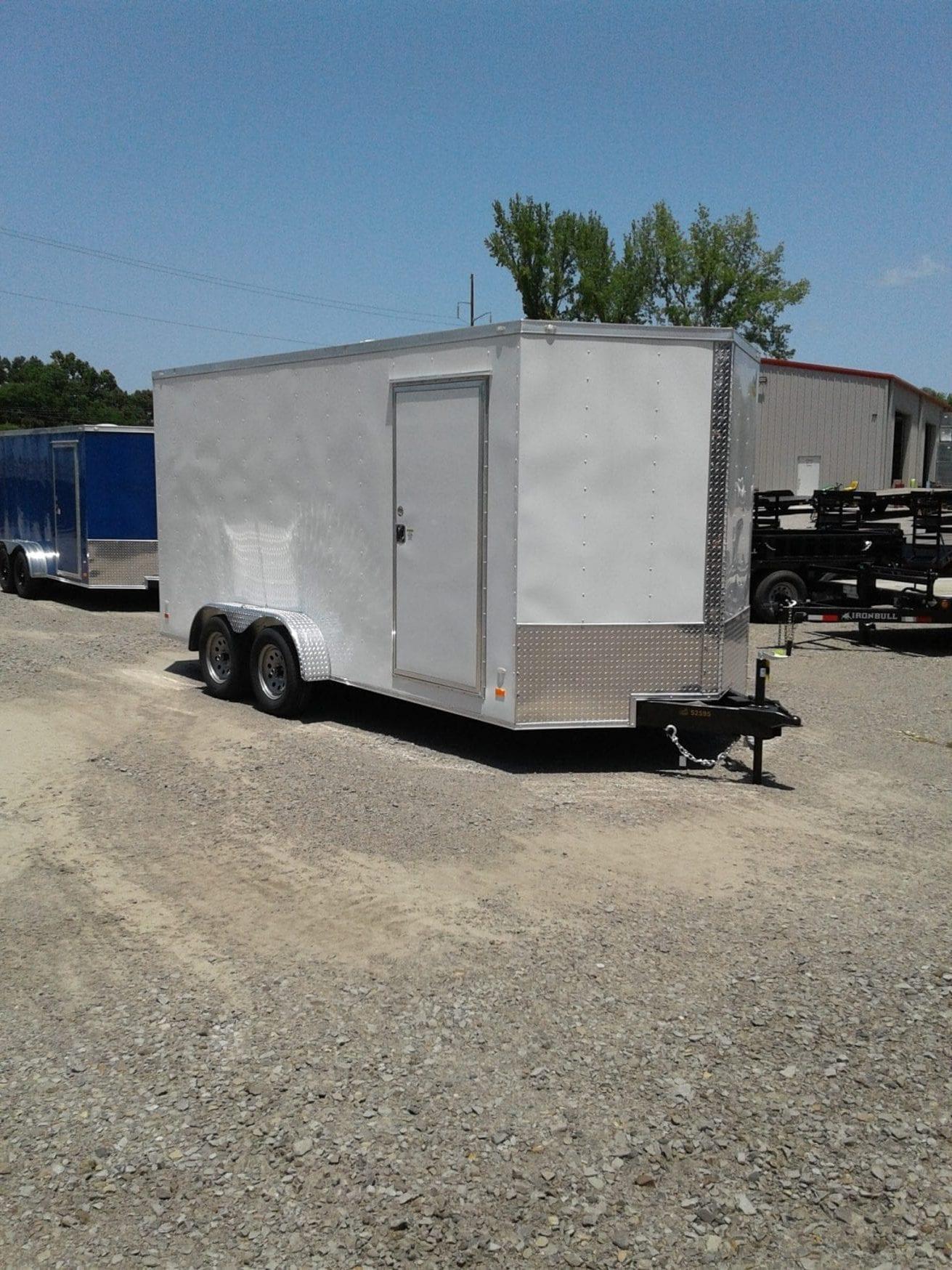 Car Corner Van Buren Ar >> Covered Wagon 7x16 - Cornerstone Equipment Sales