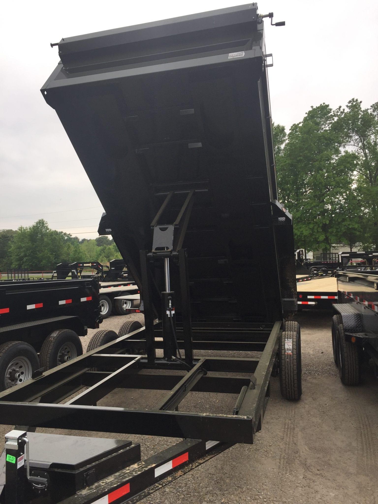 Car Corner Van Buren Ar >> Ironbull 16' Dump Trailer - Cornerstone Equipment Sales