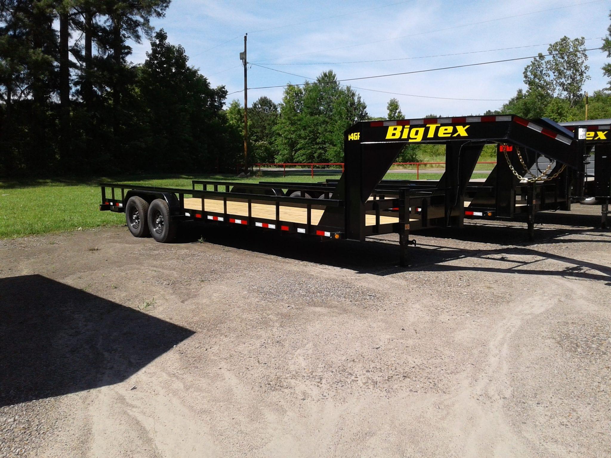 Car Corner Van Buren Ar >> Big Tex 14GP 24' - Cornerstone Equipment Sales