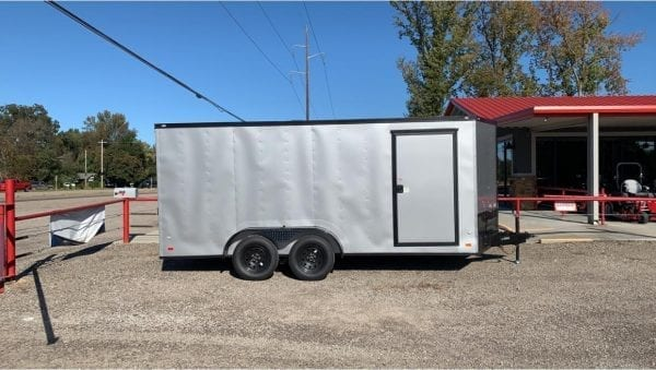 7×16 Covered Wagon