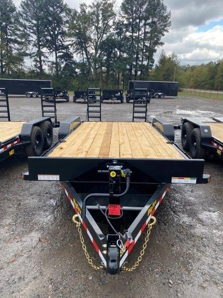 Big Tex Equipment 14ET-18BK-KR