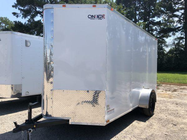 Cynergy Cargo2 6X12 Single Axel Enlcosed